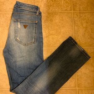 Retro pencil straight Guess jeans size 26